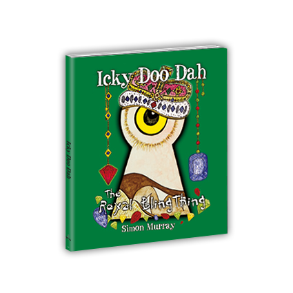 Icky Doo Dah - The Royal Bling Thing book cover